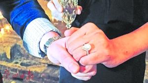 """欧美兴起求婚策划服务掷千金只为说""""我愿意"""""""