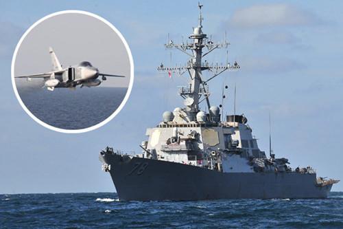 美称俄罗斯违规部署巡航导弹 并派船侦查美国东海岸