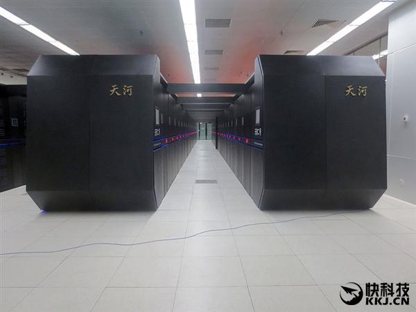 """中国新超算""""天河三号""""开始研制:性能更加无敌"""