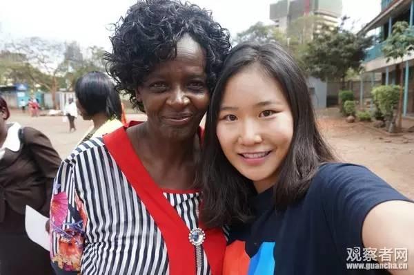 这个中国女生,要挑战西方在非洲的慈善模式