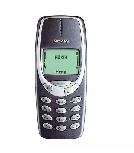 诺基亚传奇3310或在MWC复刻发布