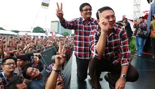 印尼首都雅加达特区省长选举首轮无人胜出 将进入第二轮角逐