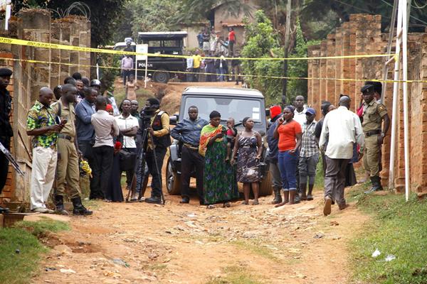 失踪中国籍女性尸体被找到 乌干达警方介入调查
