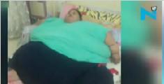 世界最胖女子赴印度减肥治疗