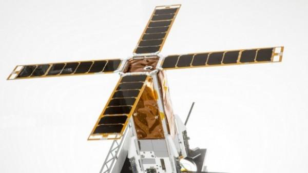 """太空科研新""""天眼"""":以色列首颗学术纳米卫星升空"""