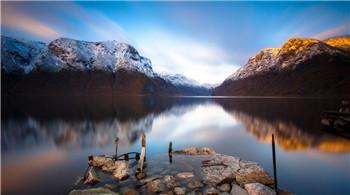 洗尽铅华 安放内心!盘点最纯净的挪威风光