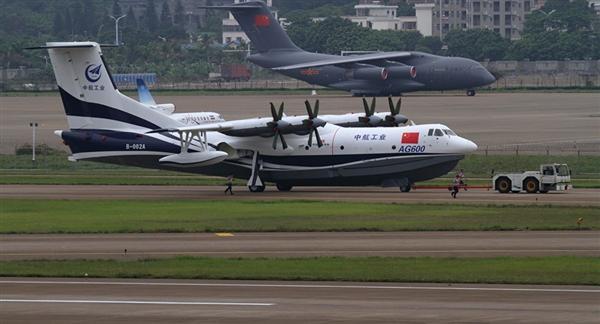 试车成功 全球最大的国产飞机要首飞了!
