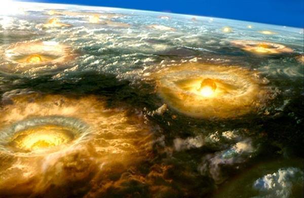 如果全球核武器同时爆炸:上帝都看不下去