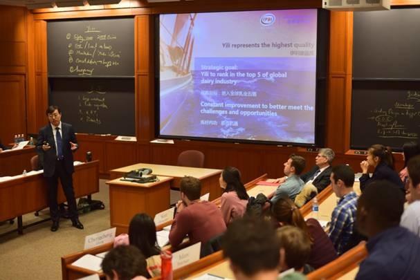 两次入选哈佛案例库,伊利成为全球企业范本