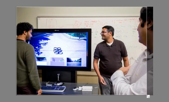 微软发布无人机模拟器 复制现实生活场景