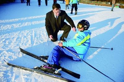 滑雪受伤 三部位易中招