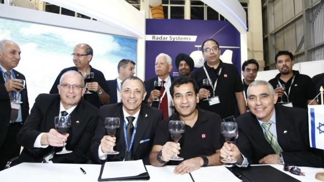 以色列最大航空工业公司IAI联手印度DTL生产微型无人机