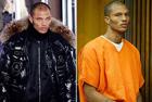 全球最帅囚犯出狱当模特