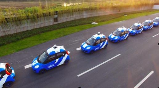 福布斯:百度无人车进展神速 成全球创新者