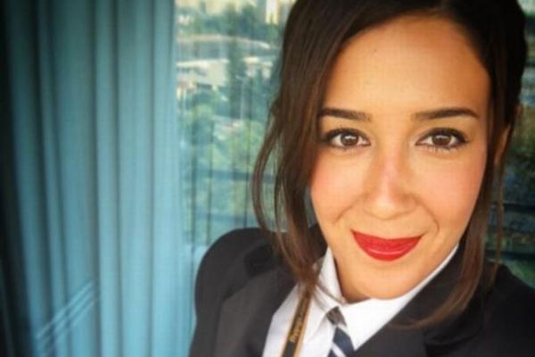 土耳其美女飞行员晒工作和旅游照成网红吸粉无数
