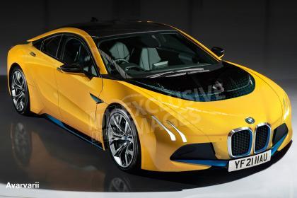 宝马i5将于2021年问世 剑指特斯拉Model 3