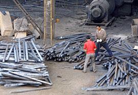 """贵州部署钢铁去产能 上半年彻底取缔""""地条钢"""""""