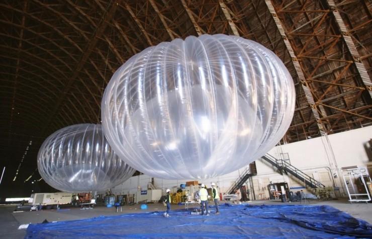 机器学习为Google气球续一秒,加快商业化进程