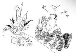 男子感冒后同时吃几种抗感冒药 一星期晕厥好几次