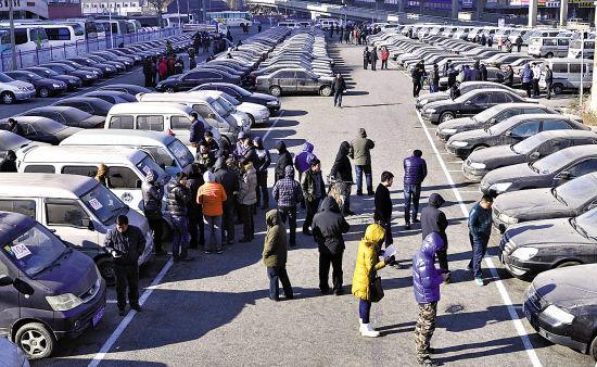 商务部:可以预见二手车市场将越来越活跃