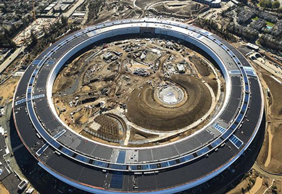 苹果总部即将竣工 盘点全球奢华总部办公楼