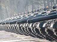 波兰坦克兵一水儿西式装备