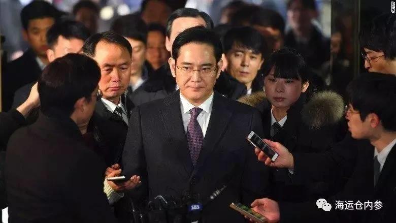 """三星""""掌门人""""被捕,哪位韩国总统能免于贪贿纠缠?"""