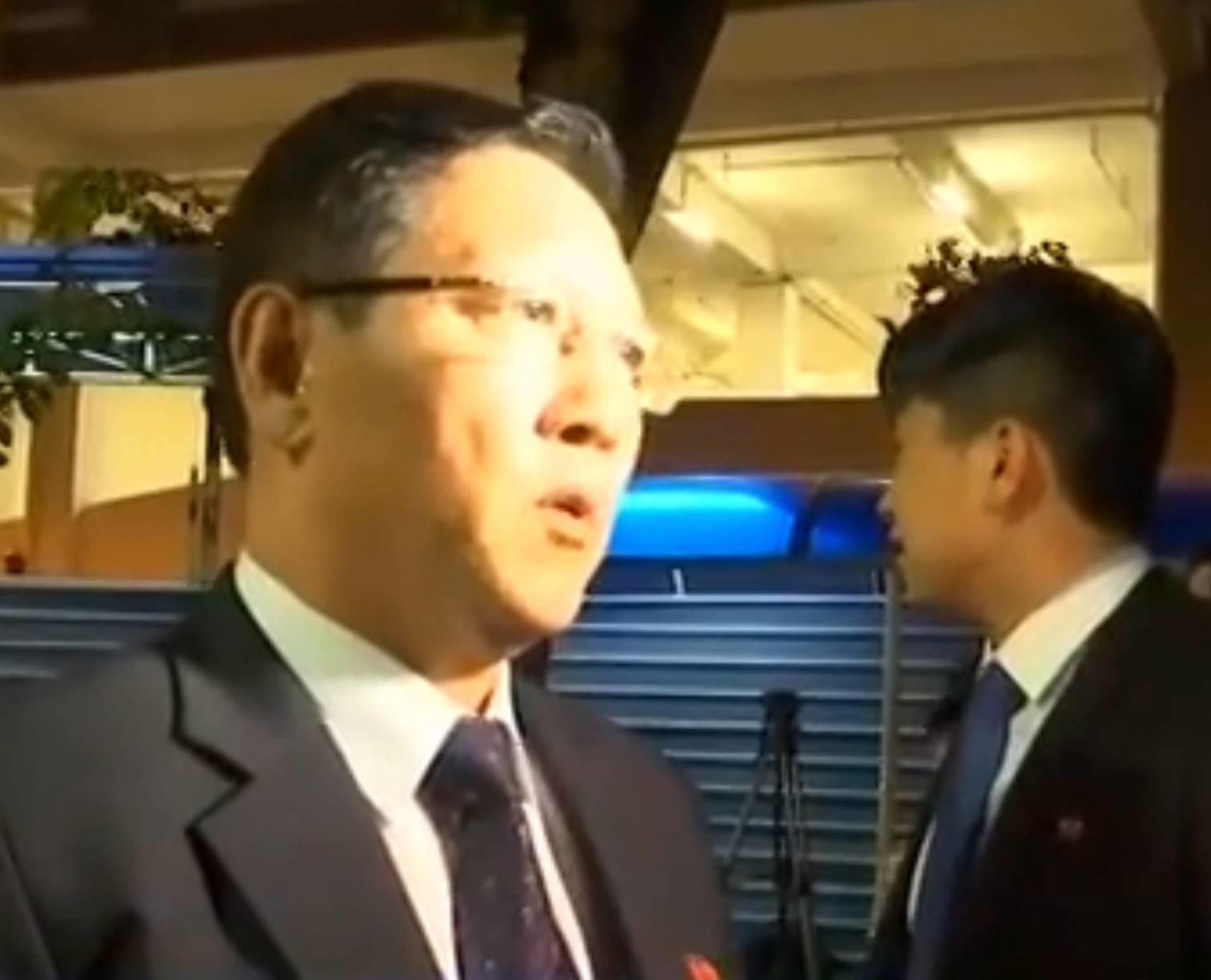 """最新丨就""""金正男遇害事件""""朝鲜官方首度公开发声"""