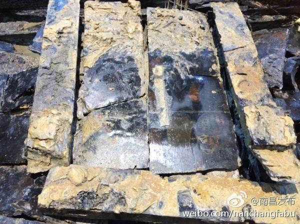 南昌海昏侯墓出土穿衣镜 或还原孔子形象
