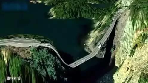 世界上最危险的15条路,中国有两条,最后一条最惊险丨推广