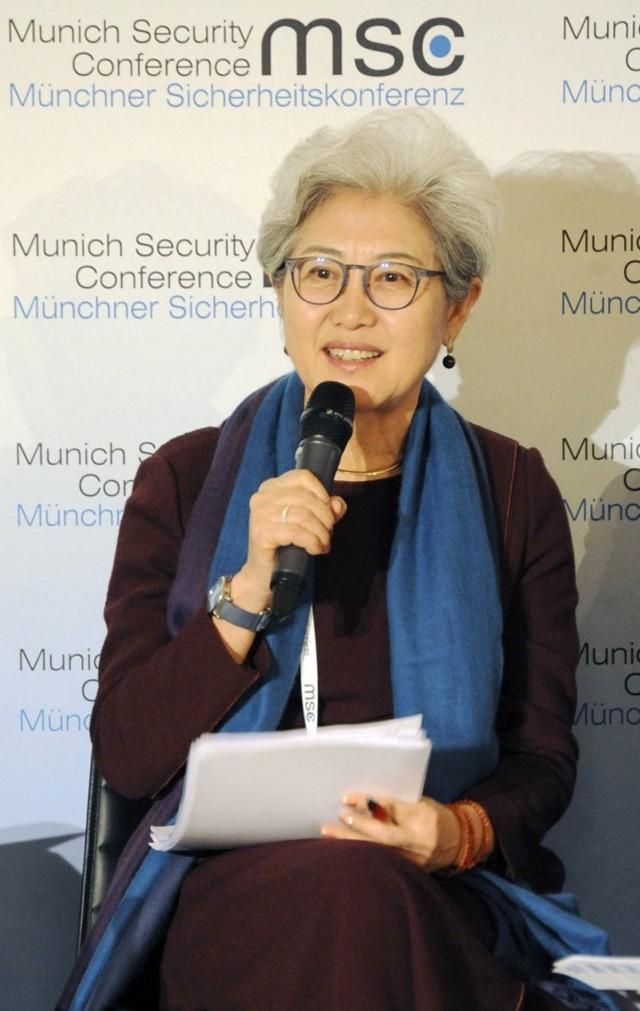 睡前听力 | 傅莹在第53届慕尼黑安全会议上的英文发言全程