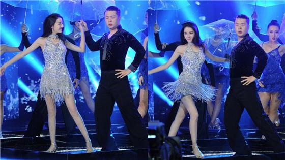 凤九去和杜海涛贴身热舞了