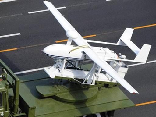 无人机系统产业镇西安开建