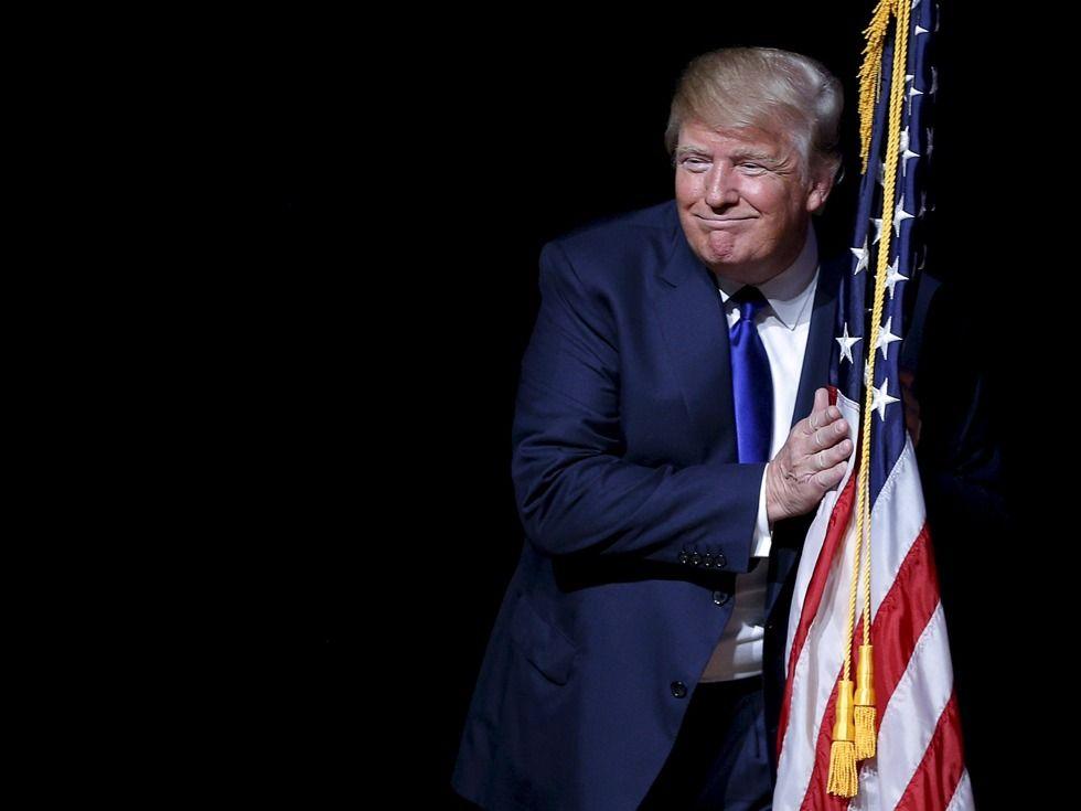 美国正在交出世界政治钥匙 谁将填补权力真空?