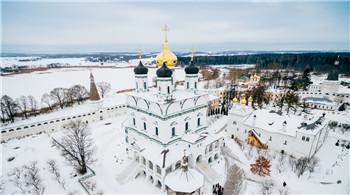 俄罗斯克林姆林宫博物馆 梦幻似童话世界