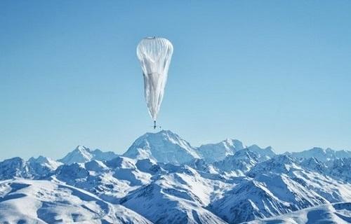 Alphabet互联网气球增加人工智能导航