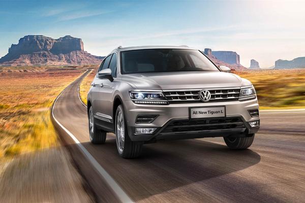 首月销量破三万 途观品牌领跑合资SUV市场