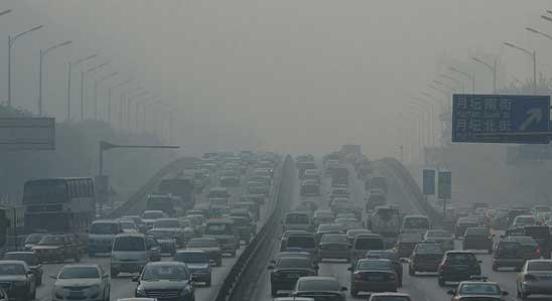 科技环保新动力 新捷达向雾霾说NO