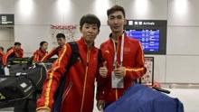 中国亚冬会体育代表团抵达札幌
