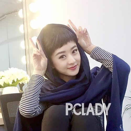 """齐刘海过时了?整个时尚圈都爱这条""""女神线"""""""