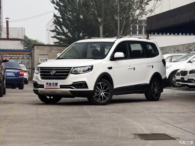 全新SUV阵容 东风风行公布未来产品规划