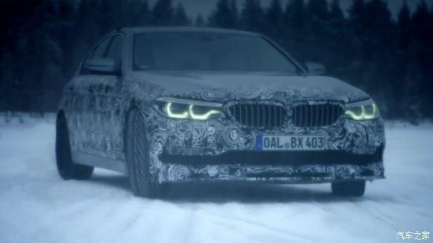 日内瓦车展首发 新一代ALPINA B5预告