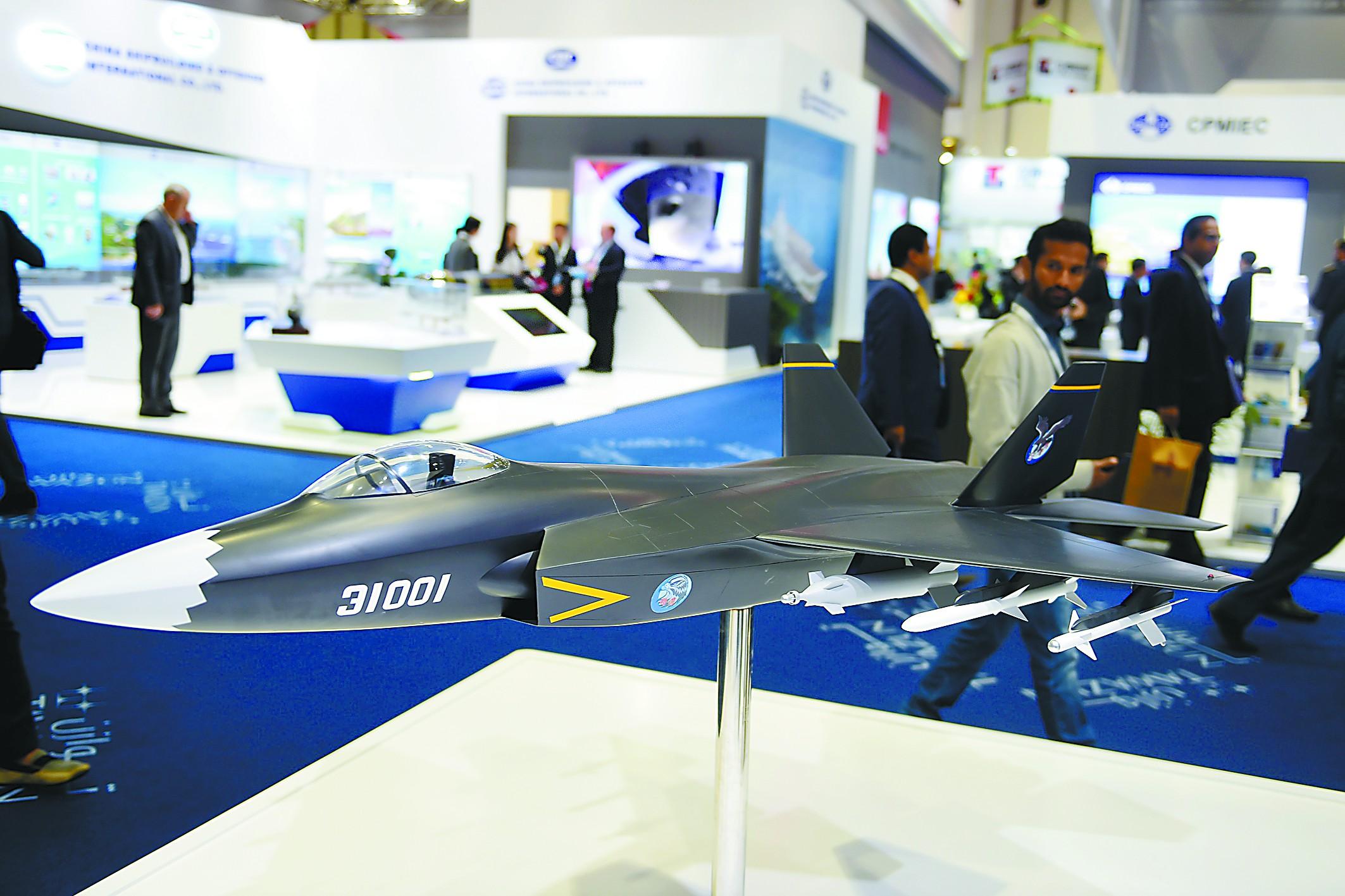中国武器出口额较同期暴涨74% 出口产品更先进