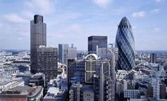 英国企业期待与中国开展新一轮金融合作