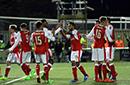 足总杯-沃尔科特进球 阿森纳2-0晋级将战大黑马