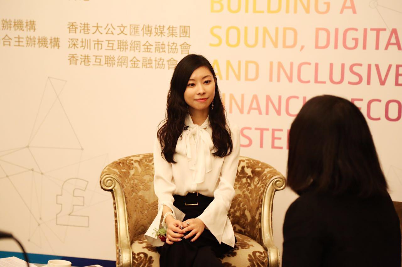 有利网副总裁吴清禾:理财的最终目的是优质生活