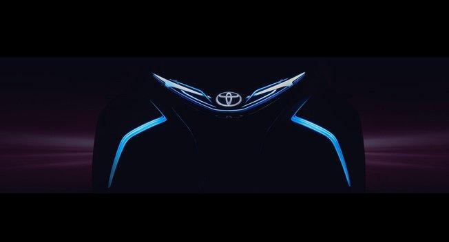 丰田全新i-TRIL概念车将亮相日内瓦车展