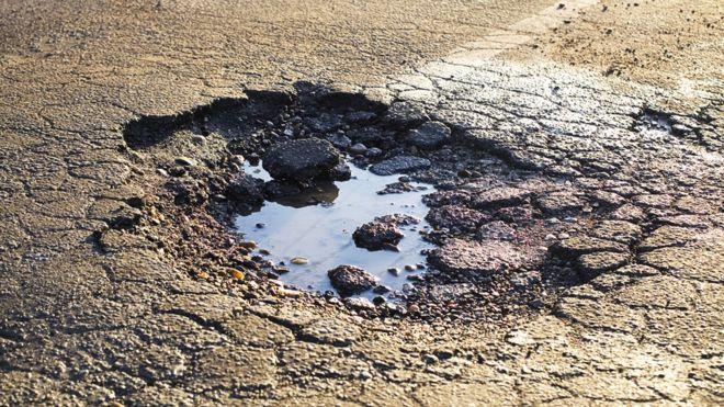 福特研发新型道路坑洼预警系统 德国测试