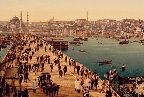 19世纪末彩照展奥斯曼帝国壮丽景象