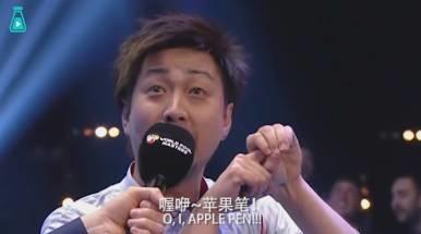 不会英语又强行装是什么感觉...这个日本选手的表现..简直笑哭!